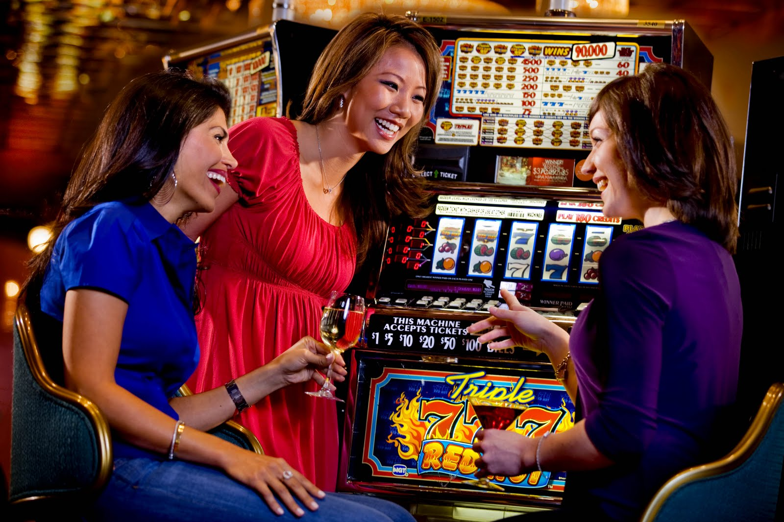 casino slot player