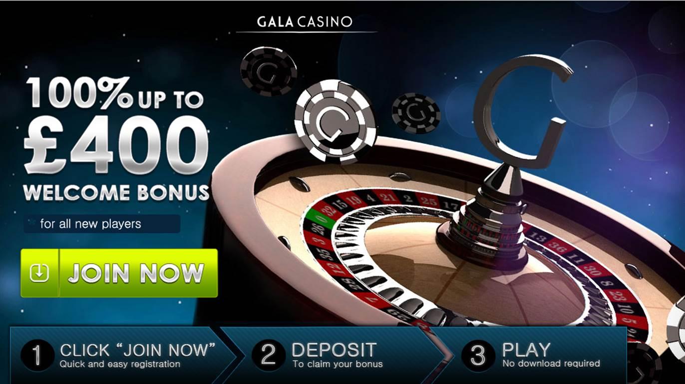 gala casino no deposit code